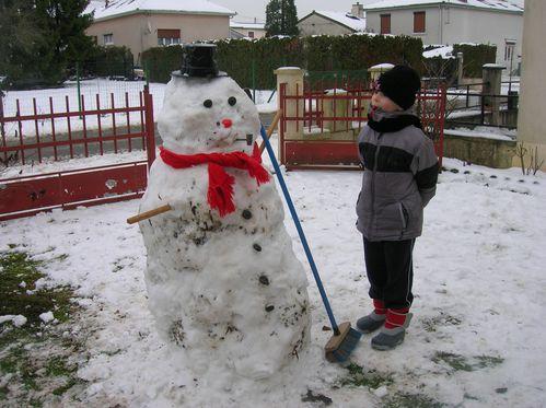 bonhomme de neige 012