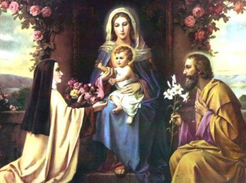 Ste Thérése de l'Enfant-Jésus 44