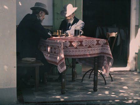 alfred+stieglitz,+two+men+playing+chess