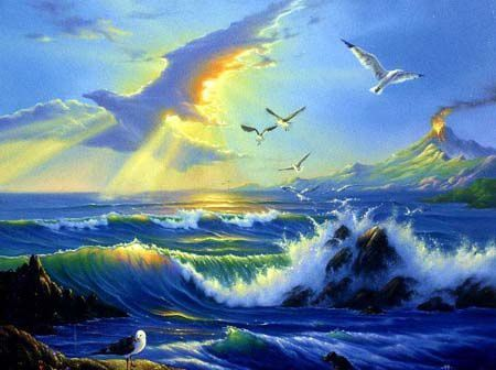 Jim Warren enchantedsea
