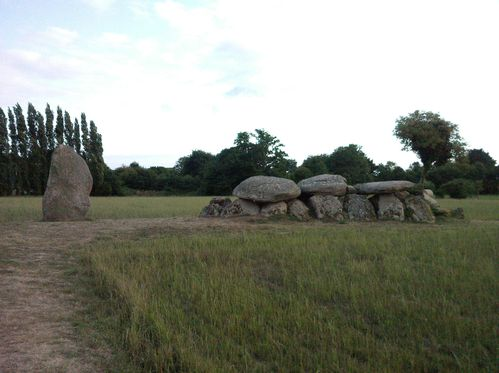 bretagne dolmen et menhir