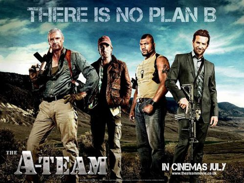 The A Team poster