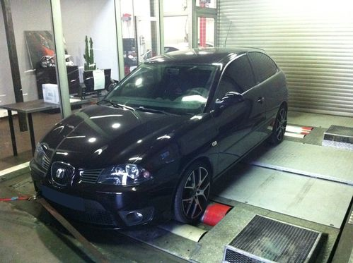 seat ibiza cupra 1 9 tdi 160 cv team auto tune heinz. Black Bedroom Furniture Sets. Home Design Ideas