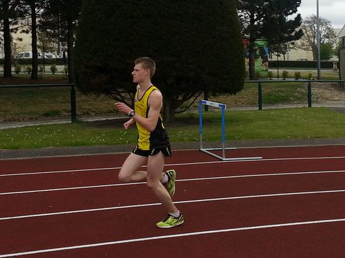 Jimmy Douvry 400m Haies