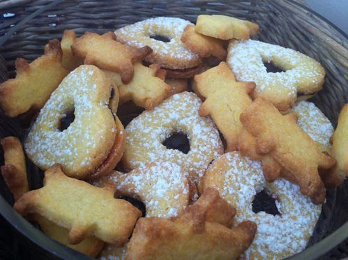 SABLES FOURRES A LA CONFITURE