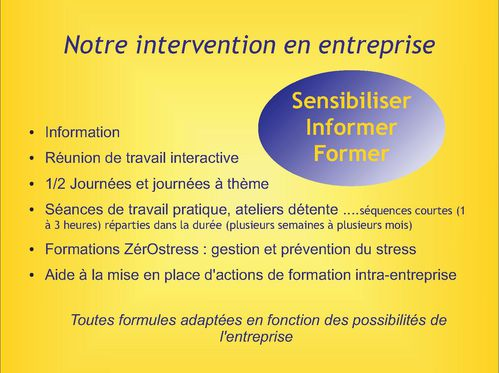 intervention entreprise 1