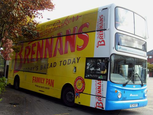 Derry Pub Bus