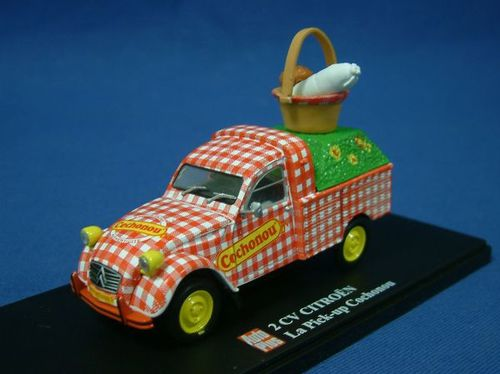 2cv Cochonou Pick-Up Eligor 04l