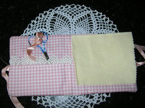 trousse rose interno