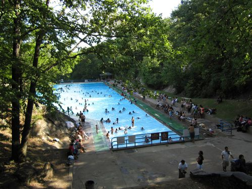 Bear Mountain Pool