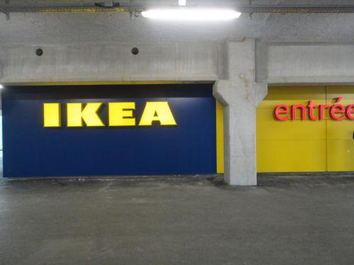 ikea caen la visite 7 retail distribution by frank rosenthal. Black Bedroom Furniture Sets. Home Design Ideas