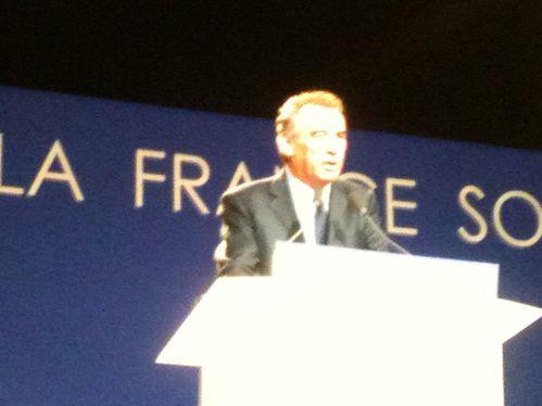 François Bayrou Meeting Nantes 17 avril 2012 Trocardière