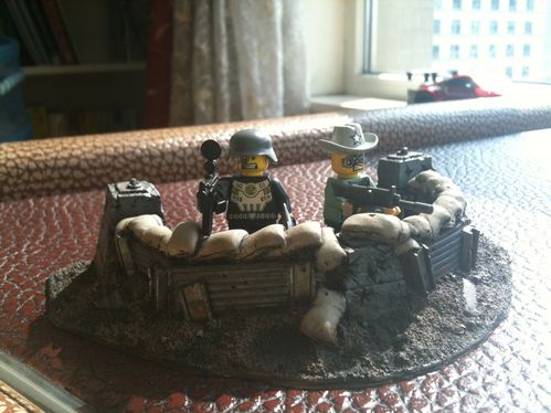 Lego-Minifigs 7898