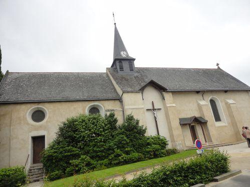 Eglise de Beaucouzé (2)