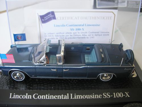 LINCOLN CONTINENTAL - JFK- 003