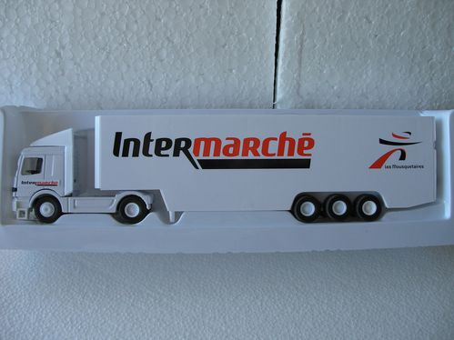 Camion Intermarché 002