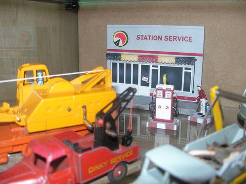 Station service 006