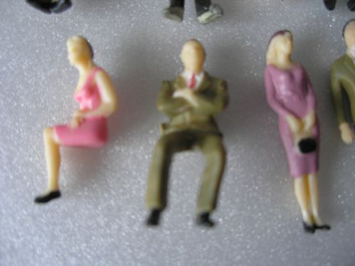 Lot personnages diorama 002