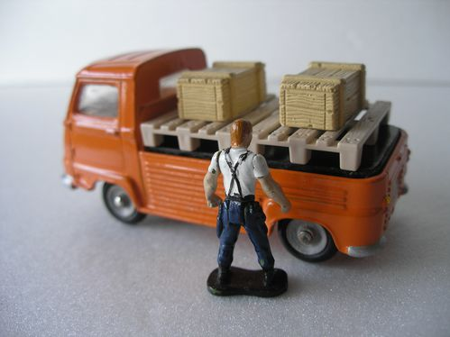 estafette pick-up-Dinky Toys 017