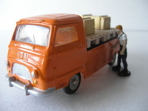 estafette pick-up-Dinky Toys 018