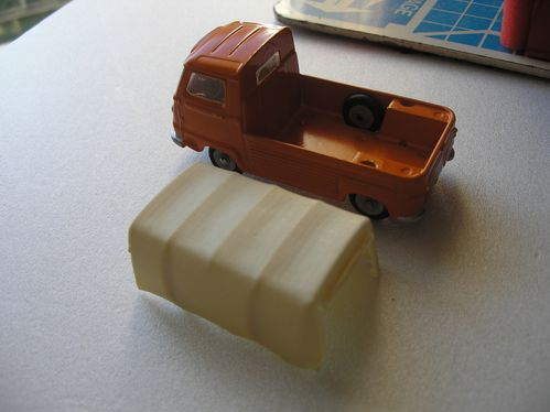 estafette pick-up-Dinky Toys 020