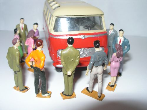lot personnages diorama 005