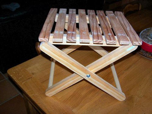 Pliant le blog de pap - Fabriquer une table pliante ...