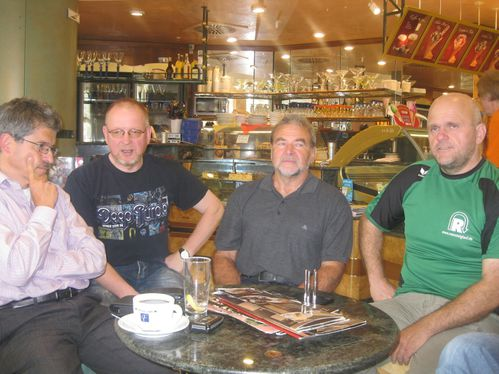 Treffen in Erfurt