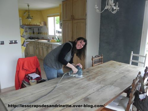 relooking table 006