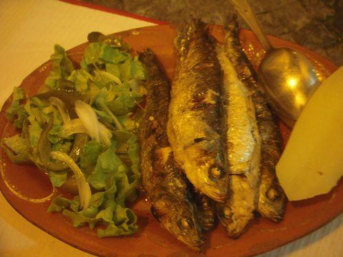 63 portugal partie 3 gastronomie et bacalhau con natas for Cuisine portugaise