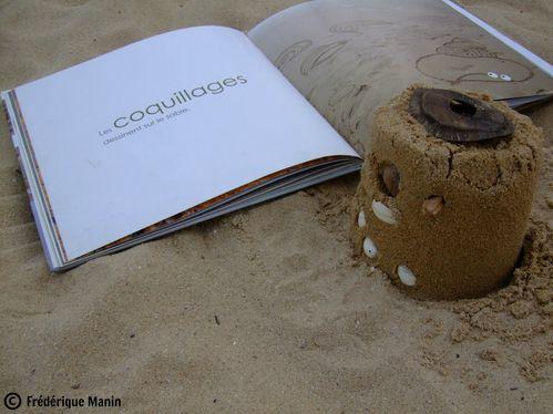 2012 08 27 chateau de sable et livre blog