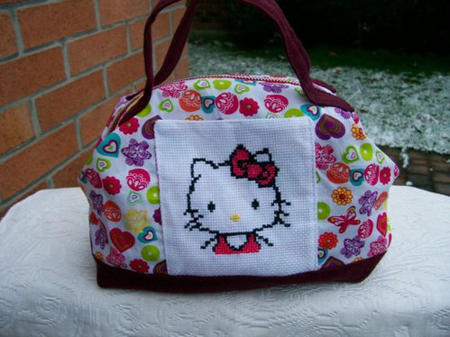 Hello kitty valisette-g