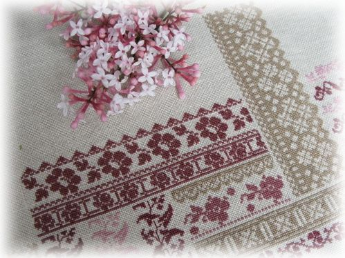 romantic sampler 7-8 b 1