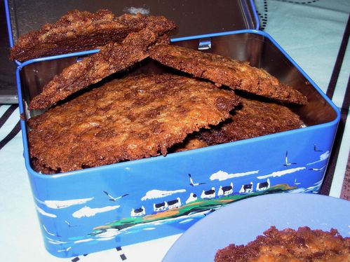 Cookies aux Gavottes et aux pépites de chocolat3