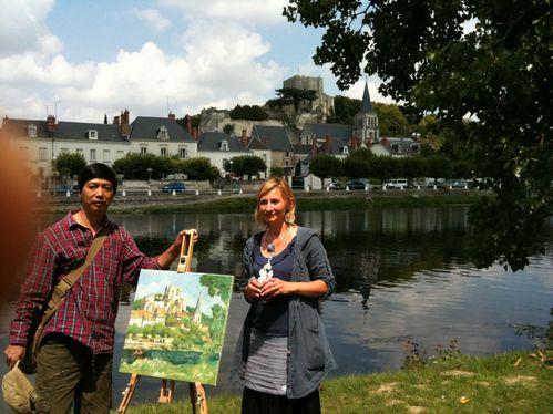 expo village des peintre à montrichard 029