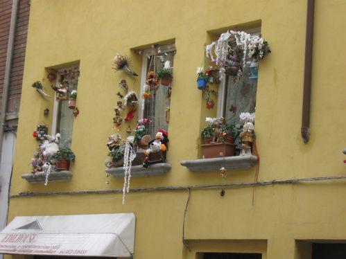 Decorazione Finestre Per Natale : Come decorare le finestre per le feste di gloria