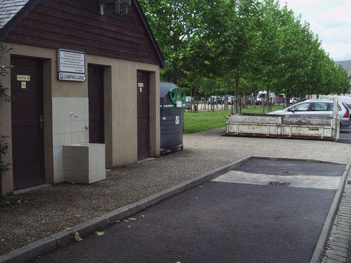 Argenton Sur Creuse 36 Vir Es En Camping Car