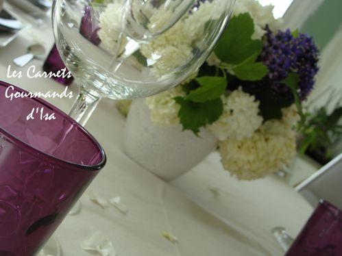 table fleur de Mai6