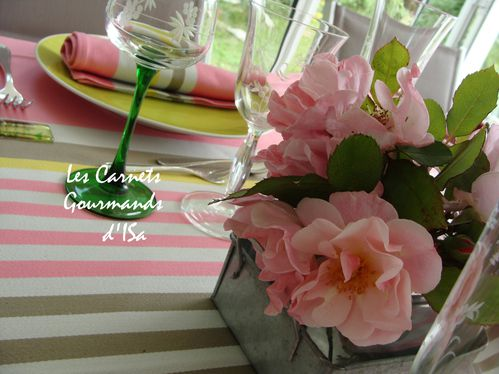 table girly fêtes des mères10