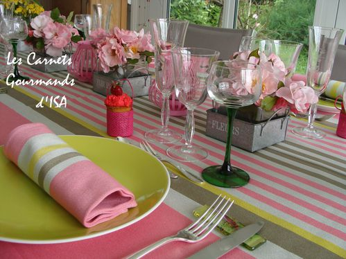 table girly fêtes des mères5