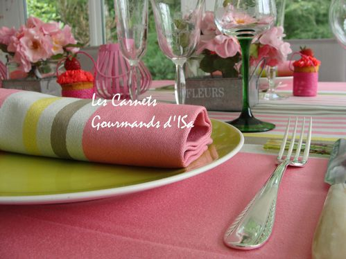 table girly fêtes des mères8