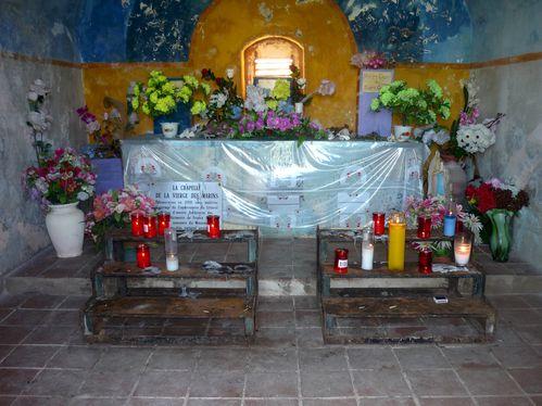 chapelle vierge des marins - int