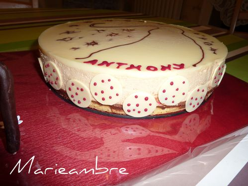 Entremet canneo coffea