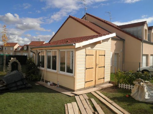 D coration de la maison construction d un garage limite - Construction 3m limite propriete ...
