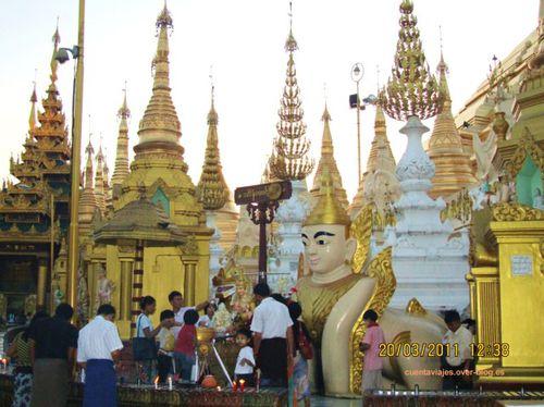 Birmania-Indonesia K 093
