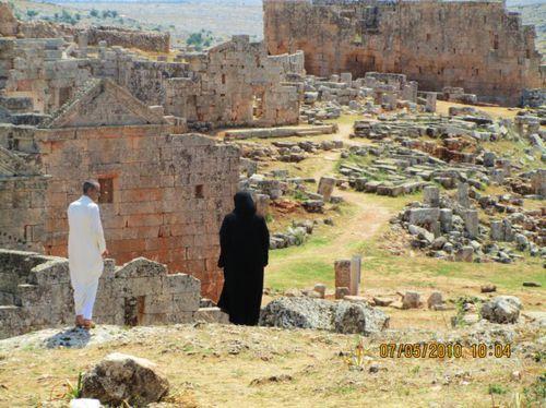 Siria (Apamea, Ciudades Muertas...)2