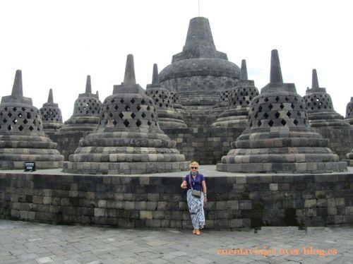 A Indonesia. Yogyakarta en Isla de Java2