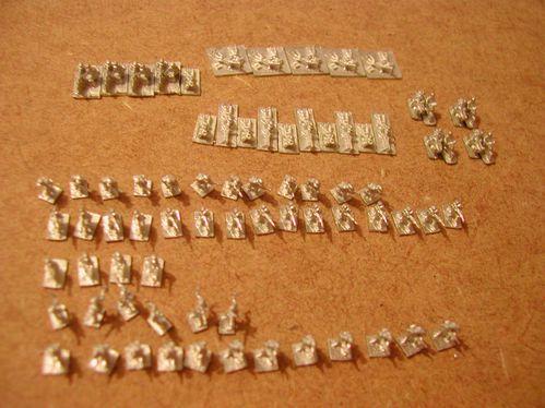 ensemble infanterie