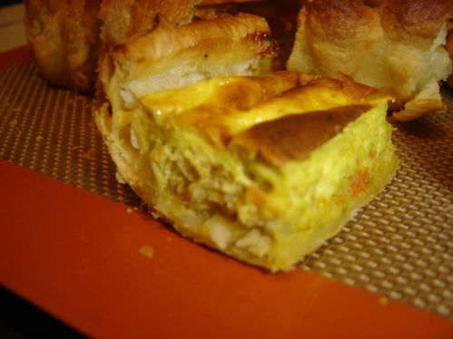 tartelette crabe curry (1)