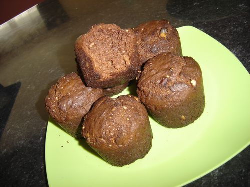 mini brownies nutella noisette (3)